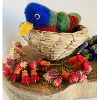 Rosella & Nest Set
