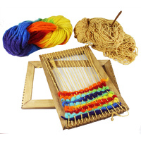 Weaving Loom Set For 2 - 6pcs