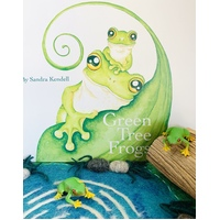 Green Tree Frog and Replica Set