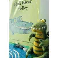 Hull River Rolley and Crocodile Set