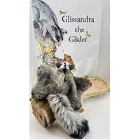 Glissandra the Glider Book and Plush Bundle