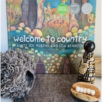 Welcome to Country Book and Playset Bundle