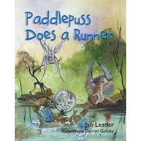 Paddlepuss Does A Runner