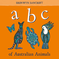 ABC of Australian Animals Board Book