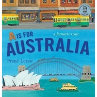 A Is for Australia Big Book Edition
